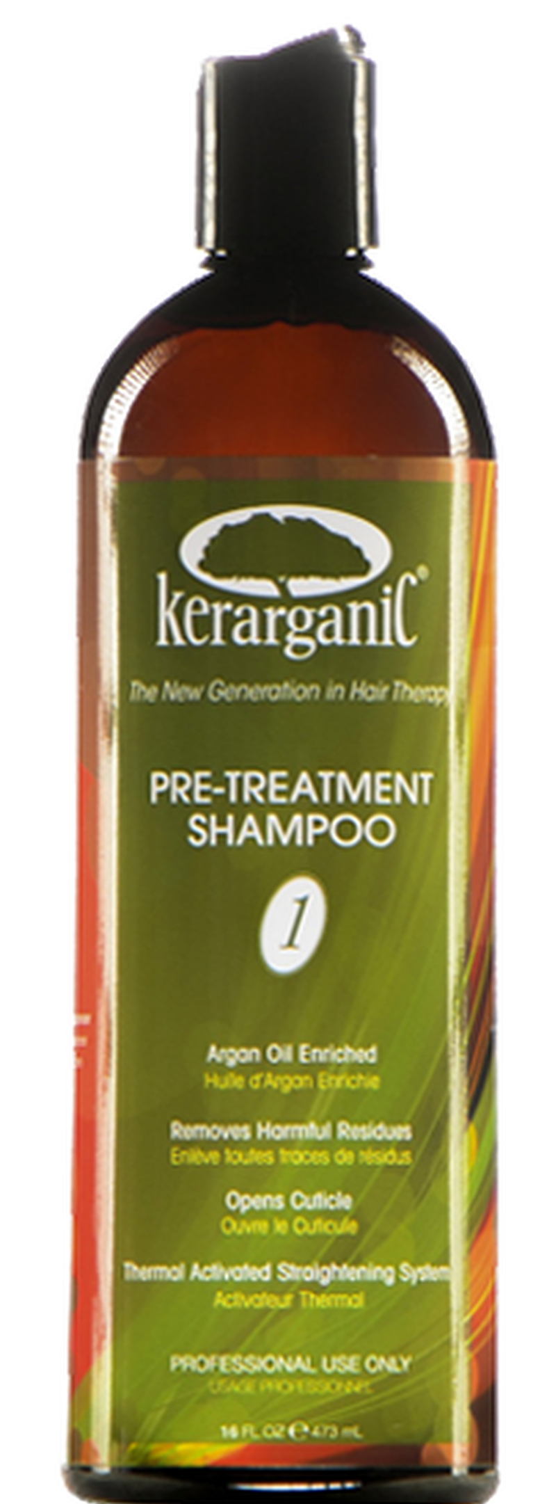 KERARGANIC PRE-TREATMENT SHAMPOO ST1